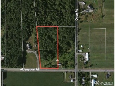 Ferndale Residential Lots & Land For Sale: Aldergrove Rd