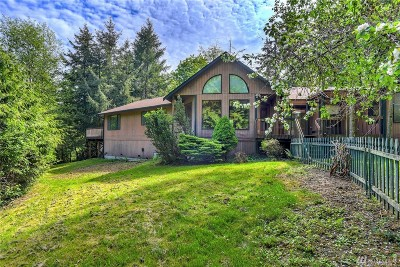 Poulsbo Single Family Home For Sale: 3135 Tall Fir Lane NW