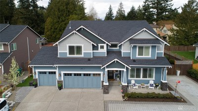Lynnwood Single Family Home Contingent: 16019 East Shore Dr
