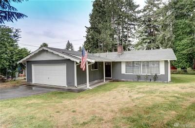 Tacoma WA Single Family Home For Sale: $275,000