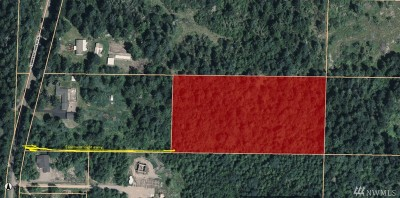 Yelm Residential Lots & Land For Sale: Lawrence Lake Rd SE