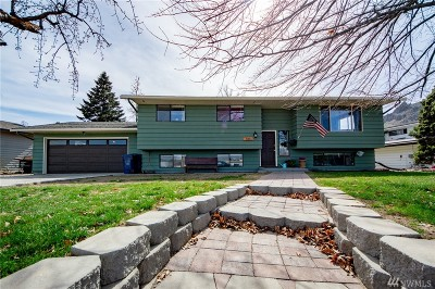 Chelan County Single Family Home For Sale: 133 Brookside Wy