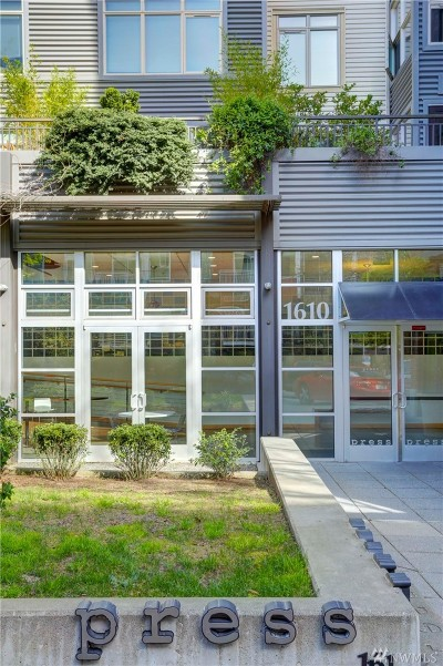 Condo/Townhouse Sold: 1610 Belmont Ave #301