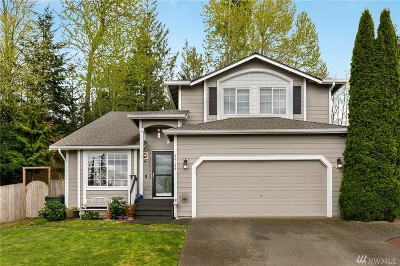 Covington Single Family Home For Sale: 20132 SE 258th Place