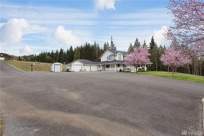 Granite Falls Single Family Home For Sale: 6833 230th Ave NE