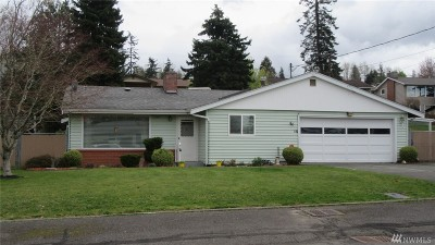 Bellingham Single Family Home Pending: 2216 St. Clair St