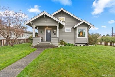Everett Single Family Home For Sale: 1702 Baker Ave
