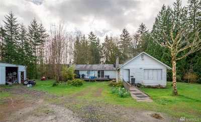 Chehalis Single Family Home For Sale: 157 Holcomb Rd