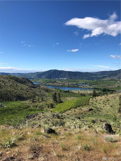 Chelan, Chelan Falls, Entiat, Manson, Brewster, Bridgeport, Orondo Residential Lots & Land For Sale: Lower Joe Creek Rd