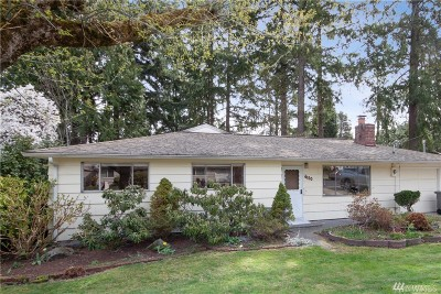Bellevue Single Family Home For Sale: 4130 153rd Ave SE