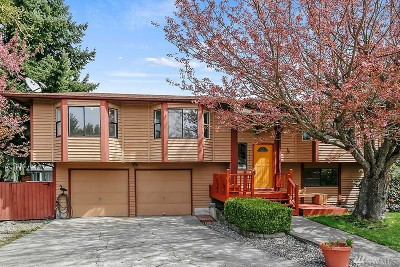 Federal Way Single Family Home For Sale: 34254 36th Place SW