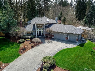 Woodinville Single Family Home For Sale: 21011 NE 169th St