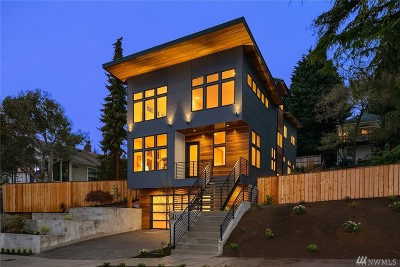 Seattle Single Family Home For Sale: 410 N Bowdoin Place