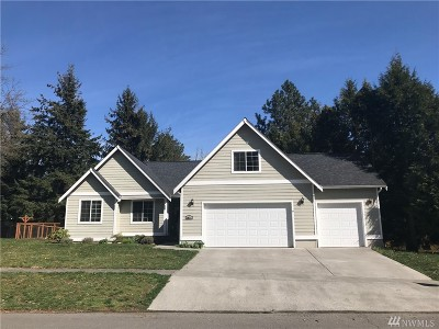 Everson, Nooksack Single Family Home For Sale: 107 Dahlquist Lane #C