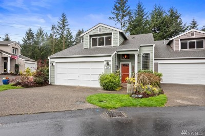 Gig Harbor Single Family Home For Sale: 6220 Harbor Sunset Lane