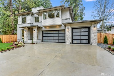 Bothell Single Family Home For Sale: 9905 NE 200th St