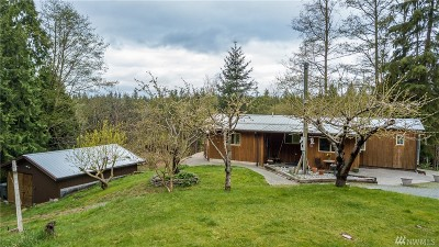 Langley Single Family Home For Sale: 5126 Blacktail Lane