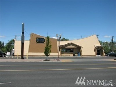 Moses Lake Commercial For Sale: 302 W Broadway Ave