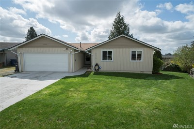 Mount Vernon Single Family Home Pending: 2212 Martin Rd