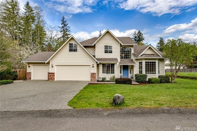 Poulsbo Single Family Home For Sale: 25756 Norval Lane NW