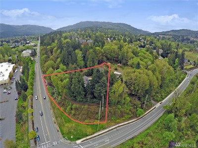 Issaquah Residential Lots & Land For Sale: 1011 Pickering Place NW