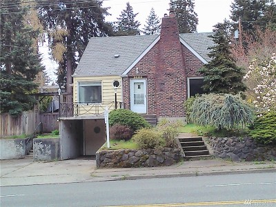 Fircrest Single Family Home For Sale: 2810 Orchard St W