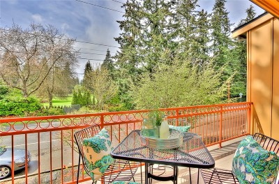 Shoreline Single Family Home For Sale: 14754 Greenwood Ave N