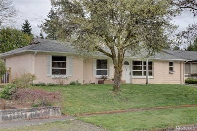 Shoreline Single Family Home For Sale: 16918 4th Ave NE