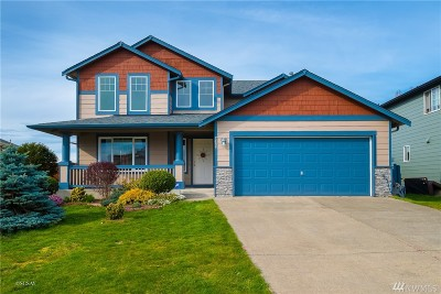 Blaine Single Family Home Pending Inspection: 7489 Sole Dr