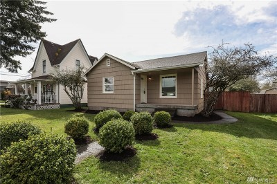 Centralia Single Family Home For Sale: 903 K St