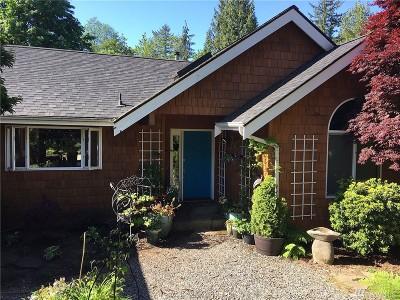 Bellingham Single Family Home For Sale: 1893 E Kelly Rd