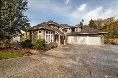 Federal Way Single Family Home For Sale: 29222 2nd Ave SW