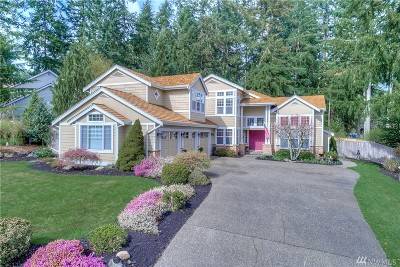 Gig Harbor Single Family Home For Sale: 1815 44th St NW