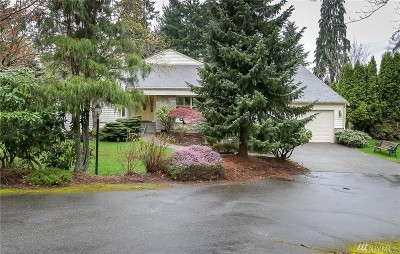 Puyallup Single Family Home For Sale: 3707 Rodesco Dr SE
