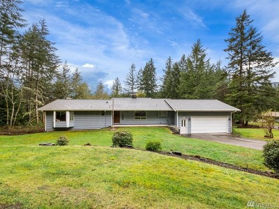 Gig Harbor Single Family Home For Sale: 4601 42nd St NW