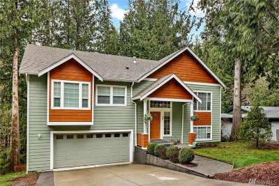 Bellingham Single Family Home Pending Inspection: 78 Polo Park Dr.