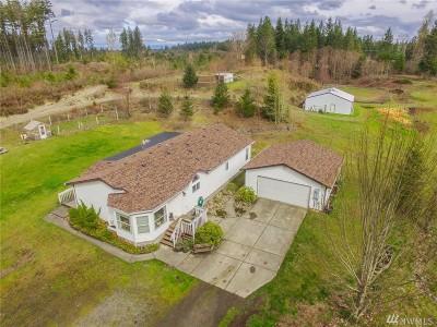Yelm Single Family Home For Sale: 14340 Hidden Oak Lane SE