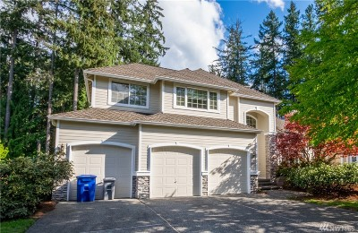 Sammamish Single Family Home For Sale: 22745 SE 27th St