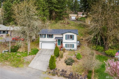 Chehalis Single Family Home For Sale: 1921 SE Maple Dr