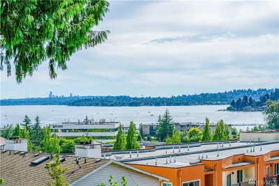 Kirkland Condo/Townhouse For Sale: 11809 100th Ave NE #B304