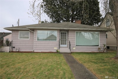 Bellingham Single Family Home Pending: 2720 Russell St