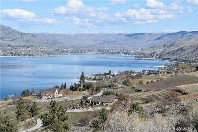 Chelan, Chelan Falls, Entiat, Manson, Brewster, Bridgeport, Orondo Residential Lots & Land For Sale: 2 S Lakeshore Rd