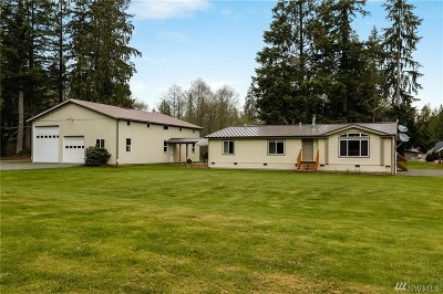 Snohomish Single Family Home For Sale: 13211 206th St SE