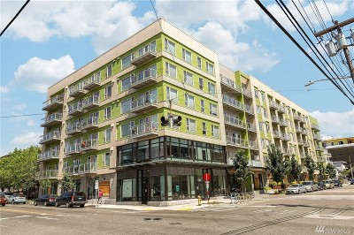 Condo/Townhouse For Sale: 1760 NW 56th St #520