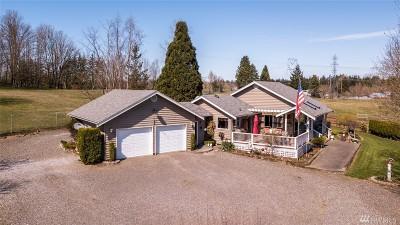 Bellingham Single Family Home Pending Inspection: 618 Kline Rd