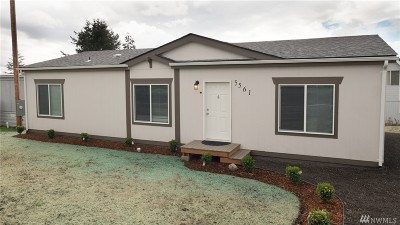 Single Family Home For Sale: 5561 Hillvue Rd