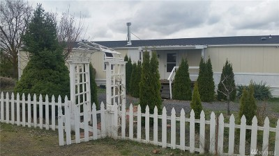 Soap Lake WA Single Family Home For Sale: $135,000