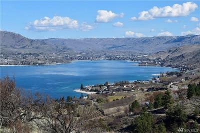 Chelan, Chelan Falls, Entiat, Manson, Brewster, Bridgeport, Orondo Residential Lots & Land For Sale: 1 S Lakeshore Rd