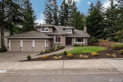 Sammamish Single Family Home For Sale: 22101 NE 21st Wy
