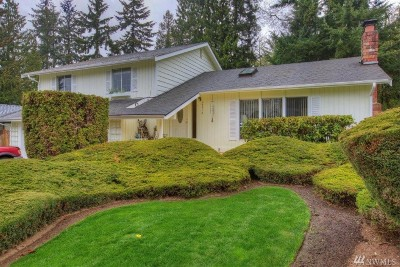 Federal Way Single Family Home Contingent: 32910 33rd Ave SW